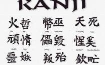 Китайские иероглифы и их значение