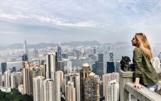 Как добраться из Гуанчжоу в Гонконг