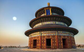 11 самых красивых храмов Китая