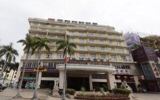 Отель Linda Seaview Hotel 4*, Дадунхай, Хайнань