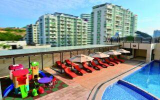 Отель Barry Boutique Hotel 5*, Дадунхай, Хайнань