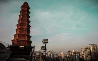 Достопримечательности Урумчи, Китай