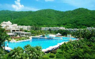 Отель Cactus Resort Sanya 4*, Ялувань, Хайнань