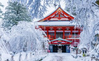 Особенности отдыха и погоды в Китае в январе