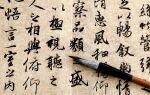 История иероглифов