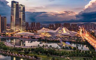 Чанша, Китай – достопримечательности и развлечения