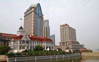 Генеральное Консульство России в Шанхае