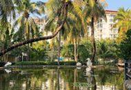 Территория отеля Palm Beach Resort Spa Sanya 5*