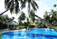 Отель Palm Beach Resort Spa Sanya