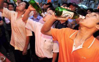 Китайский алкоголь или что пьют в Китае