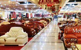Мебельный тур в Гуанчжоу