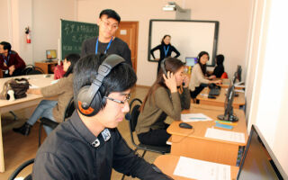 Экзамен по китайскому языку HSK 5