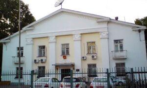 Консульство Китая в Хабаровске