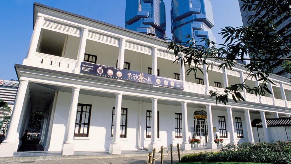 Достопримечательности Гонконга: музей чая