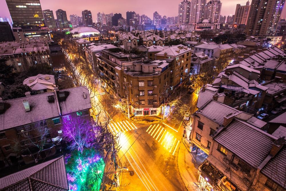 Достопримечательности Шанхая: Французский квартал
