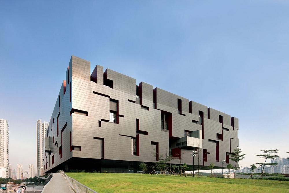 Достопримечательности Гуанчжоу: музей провинции Гуандун