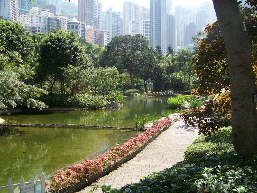 Достопримечательности Гонконга: парк Гонконг