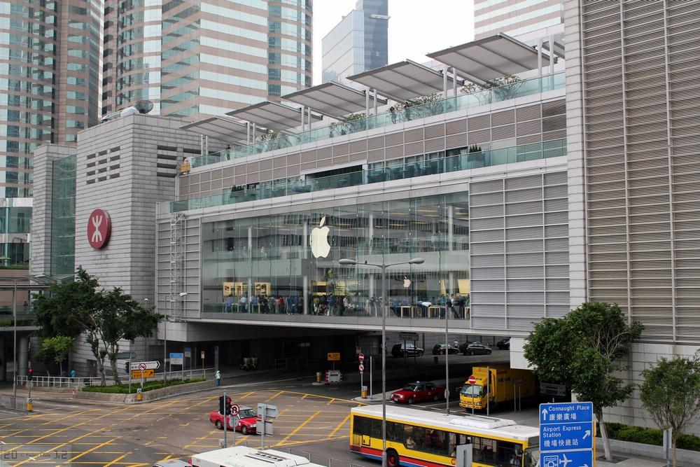 Достопримечательности Гонконга: музей денег в IFC Mall
