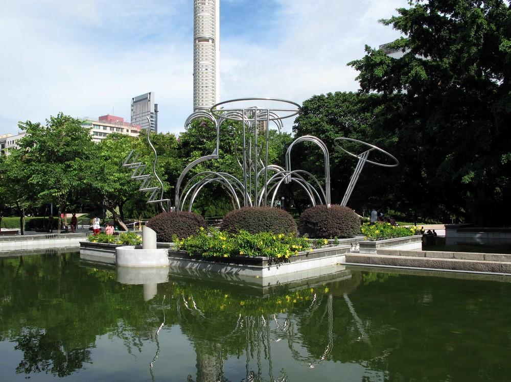 Достопримечательности Гонконга: Парк Коулун