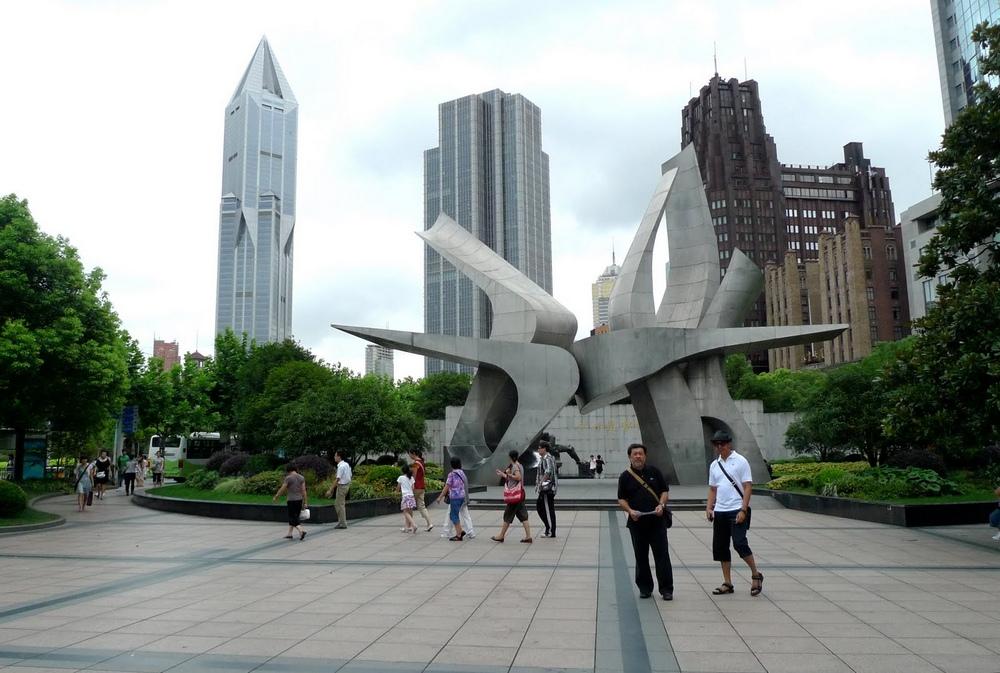Что посмотреть в Шанхае: Народная площадь