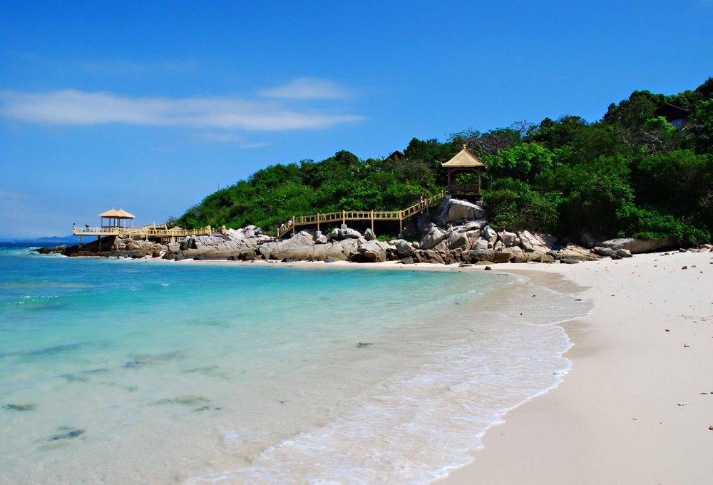 Достопримечательности Хайнань: остров Пиратов
