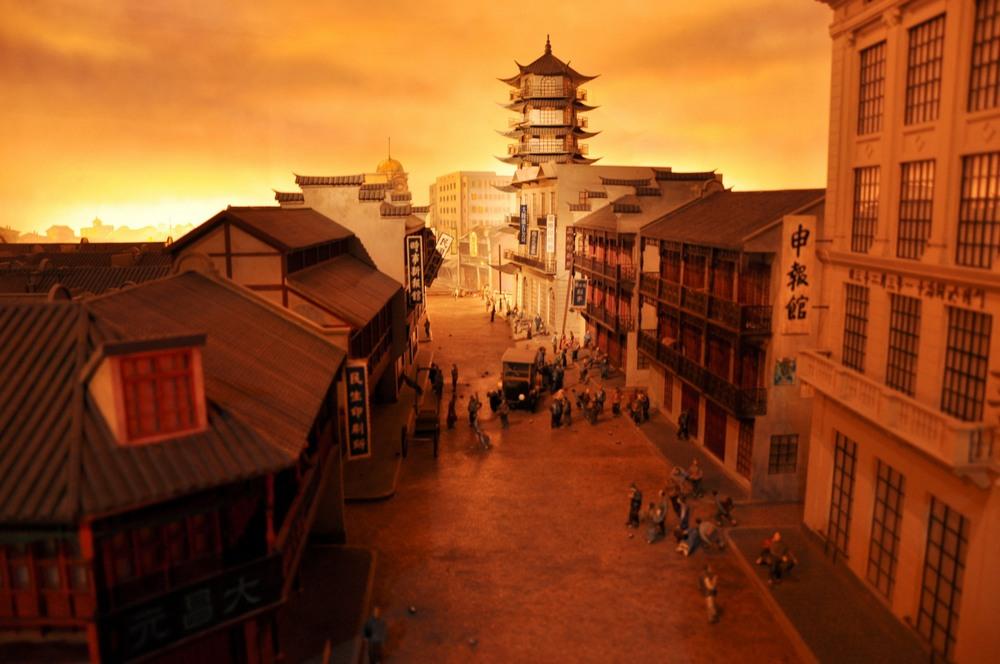 Достопримечательности Шанхая: Музей истории Шанхая