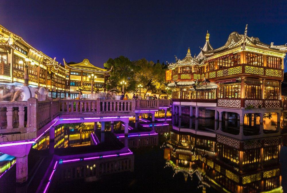 Достопримечательности Шанхая: Старый город Шанхая