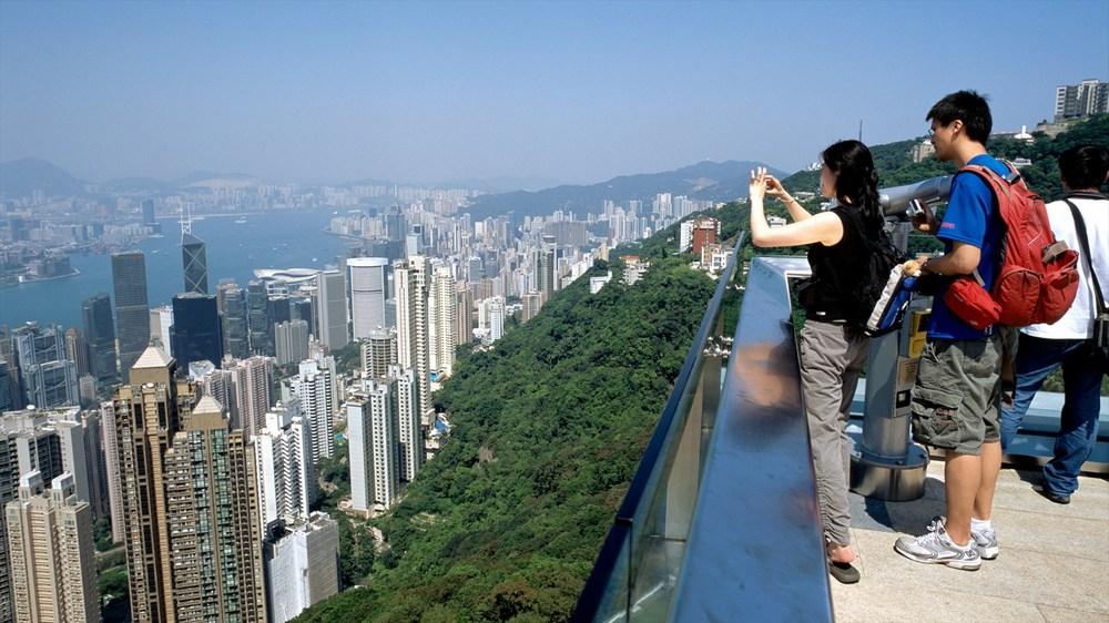 Достопримечательности Гонконга: Пик Виктория