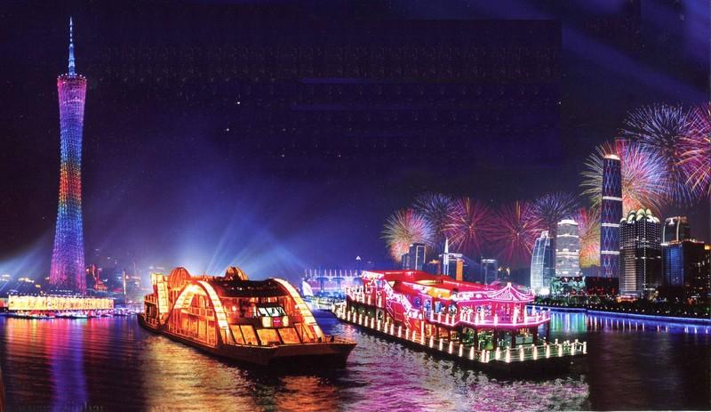 Что посмотреть в Гуанчжоу за 1 день: берег Жемчужной реки