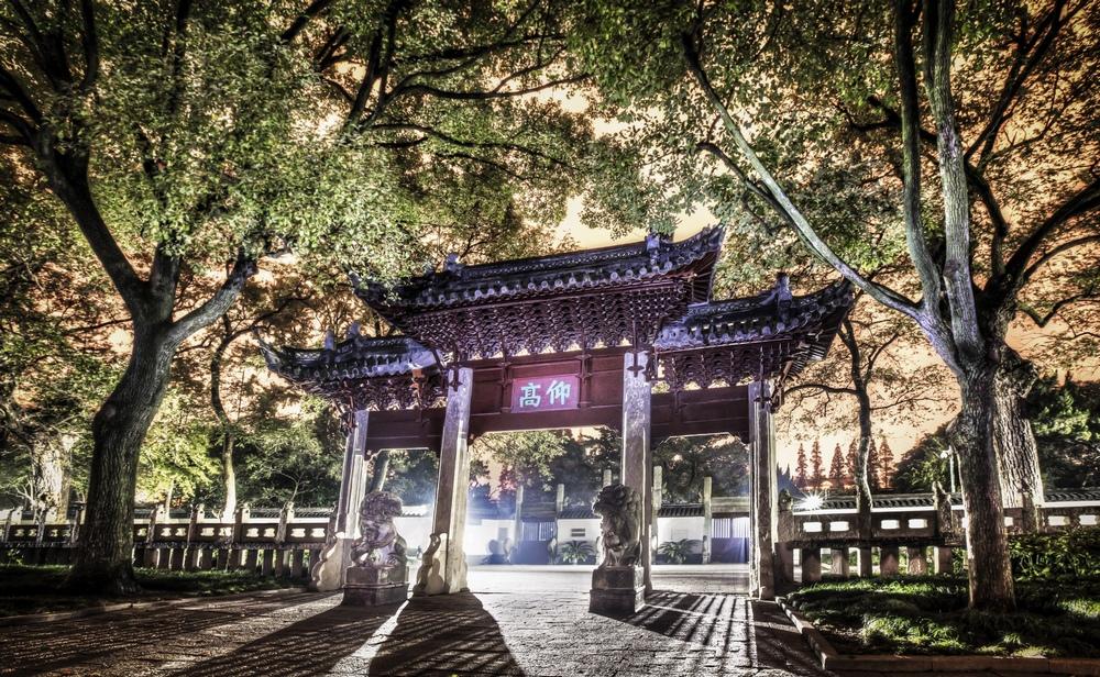 Достопримечательности Шанхая: храм Конфуция