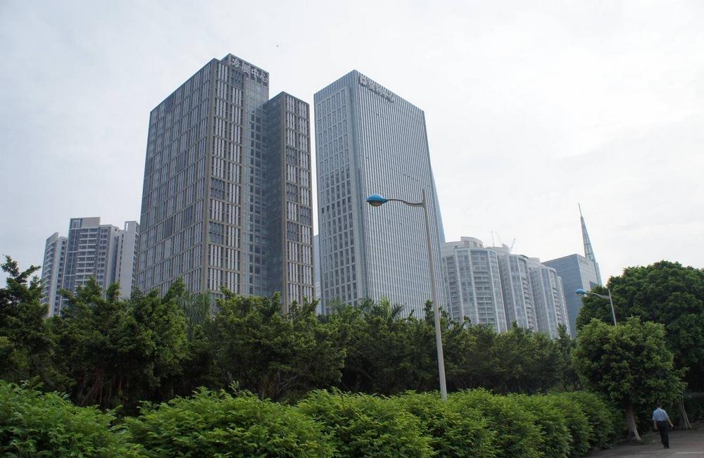 Достопримечательности Гуанчжоу: Российское консульство в Гуанчжоу