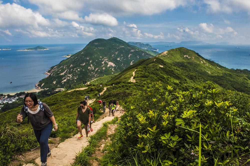 Достопримечательности Гонконга: Хайкинг по Спине Дракона