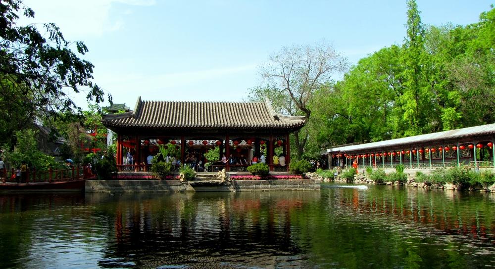 Достопримечательности Пекина: дворец Гунванфу