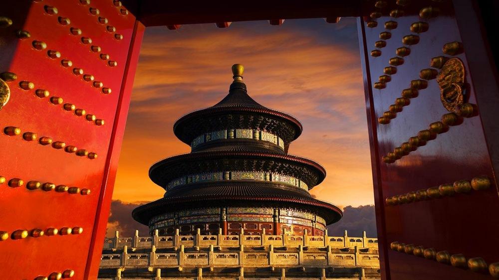 Достопримечательности Пекина: храм Неба