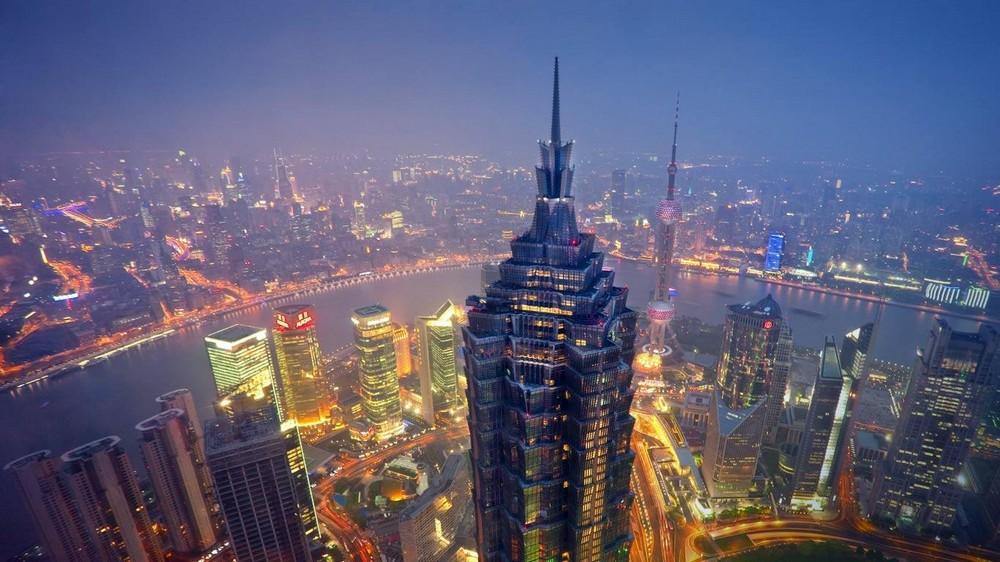 Что посмотреть в Шанхае: небоскреб Цзиньмао