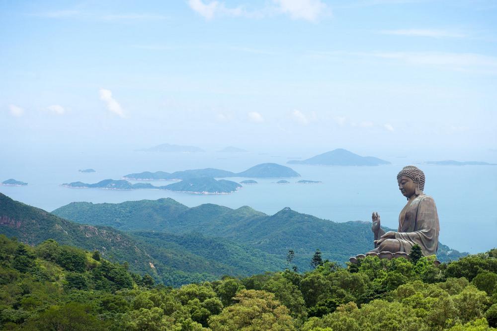 Достопримечательности Гонконга: остров Лантау и Большой Будда