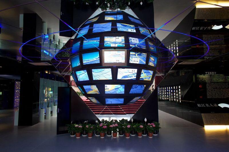 Что посмотреть в Шанхае: Музей городского планирования