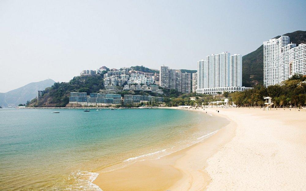 Достопримечательности Гонконга: пляж Repulse Bay