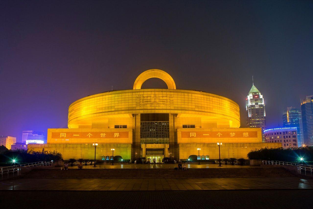 Что посмотреть в Шанхае: Шанхайский музей