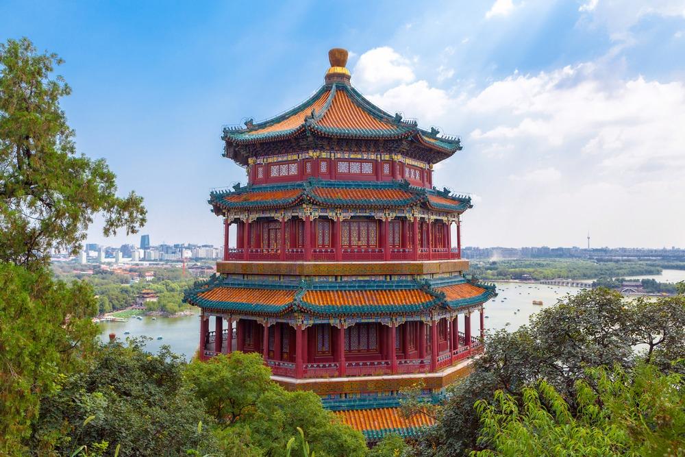 Достопримечательности Пекина: летний императорский дворец Ихэюань