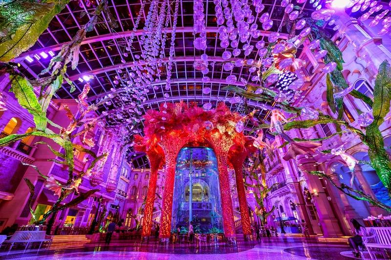 Достопримечательности Макао: казино MGM Macau