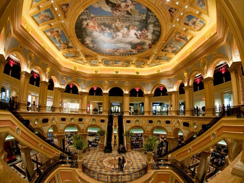 Достопримечательности Макао: казино Venetian Macau