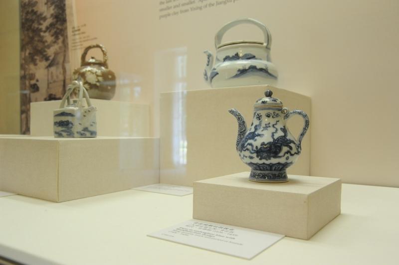 Музей чая в Гонконге