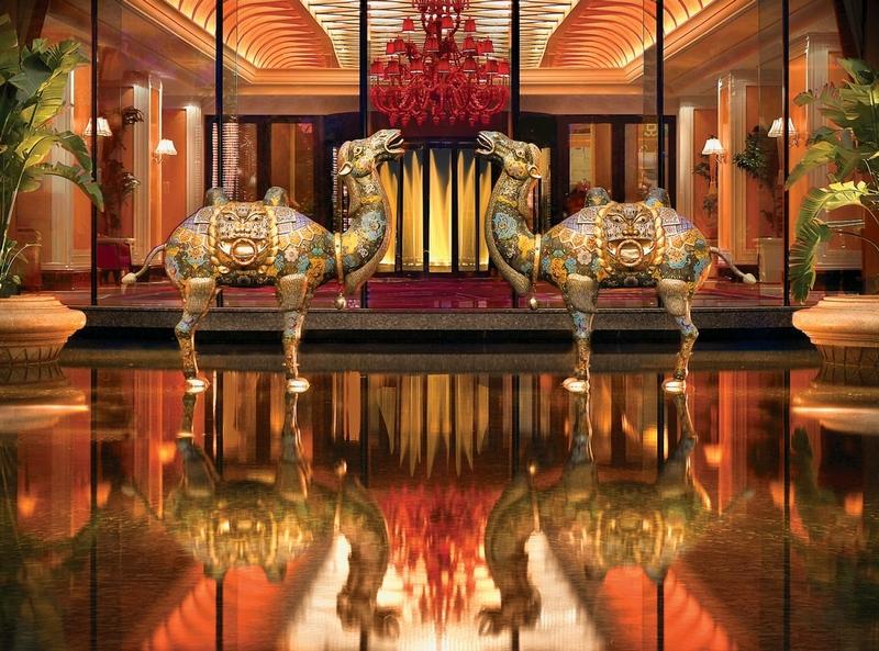 Достопримечательности Макао: казино Wynn Macau