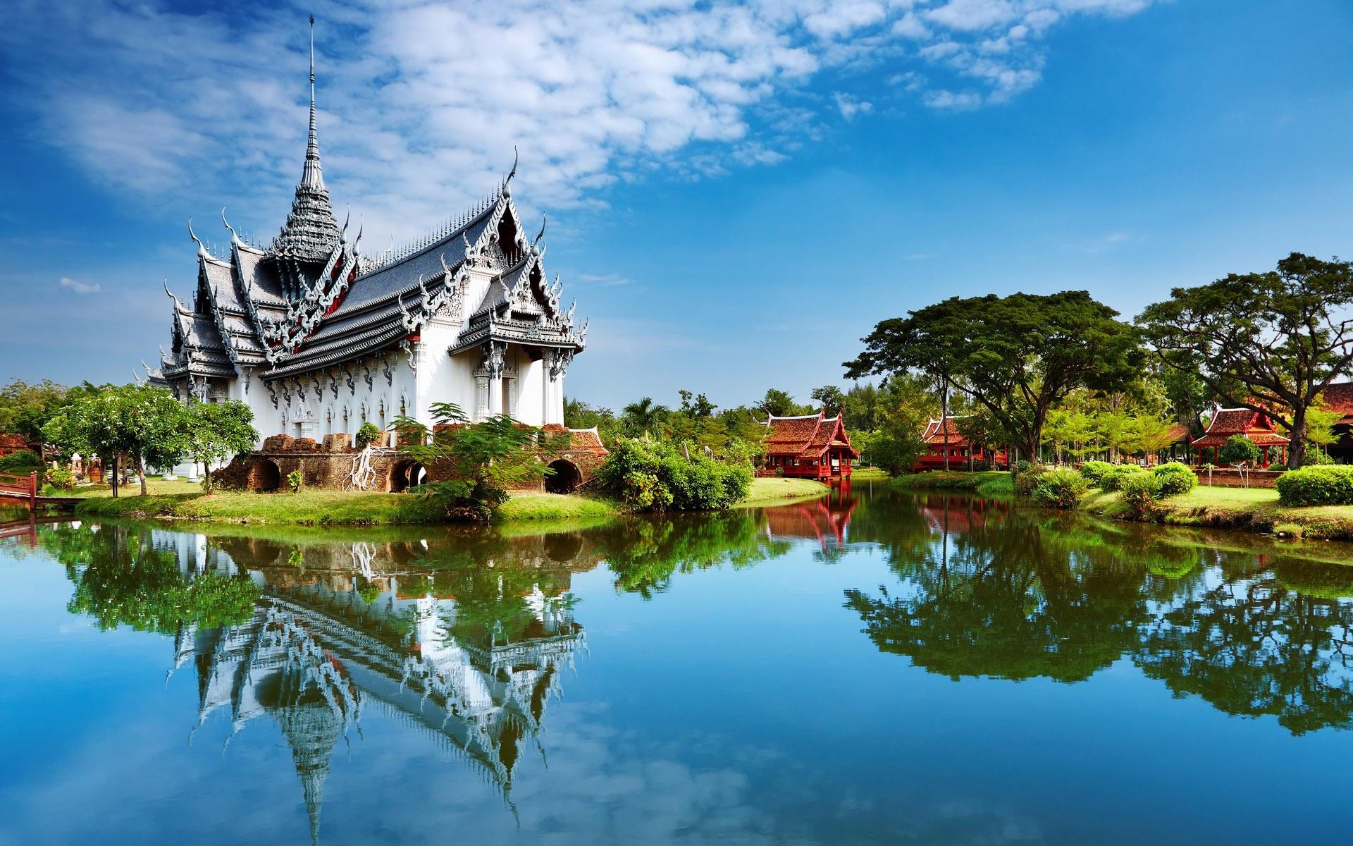Даосский парк «Небесные гроты