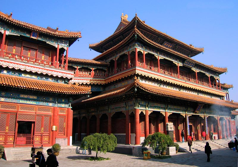 Храм Юнхэгун