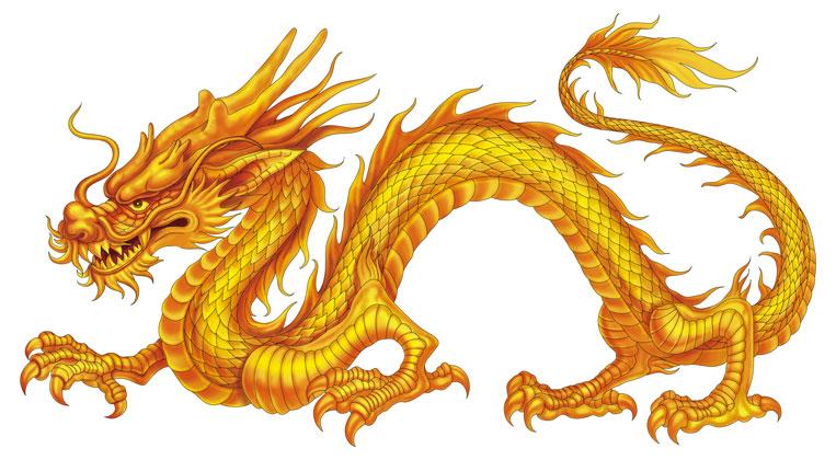 Китайские драконы – символы Китая