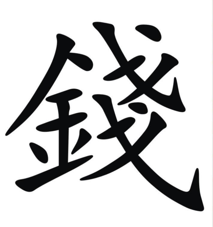 Китайский иероглиф процветание