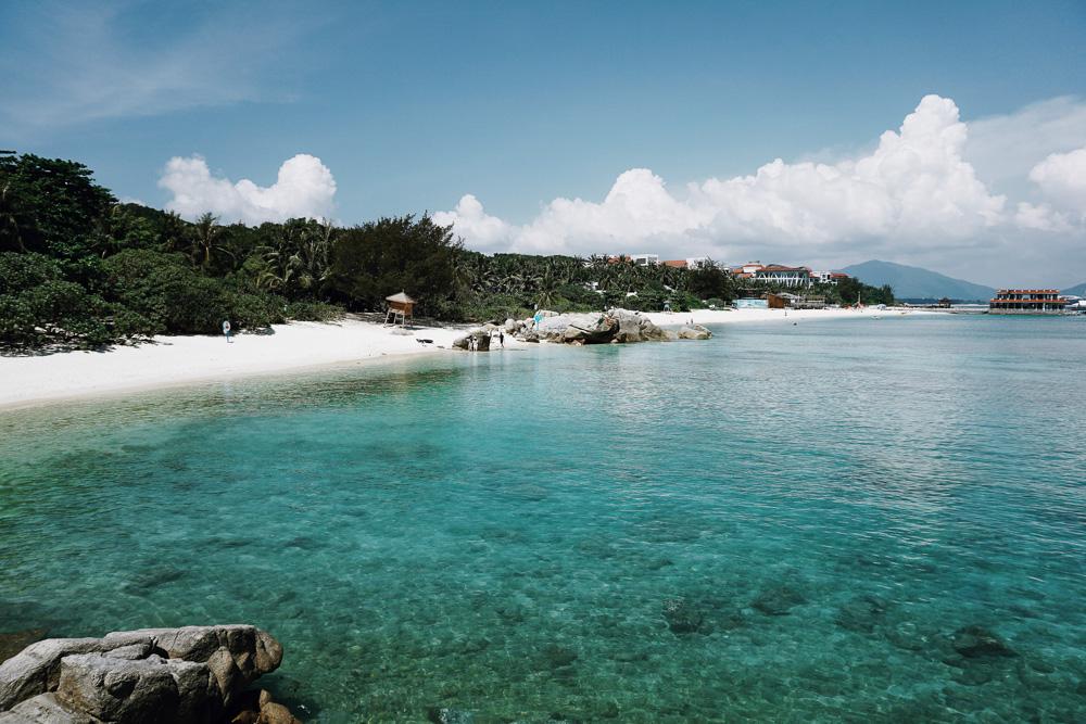 Курорты Китая с пляжами на о. Хайнань