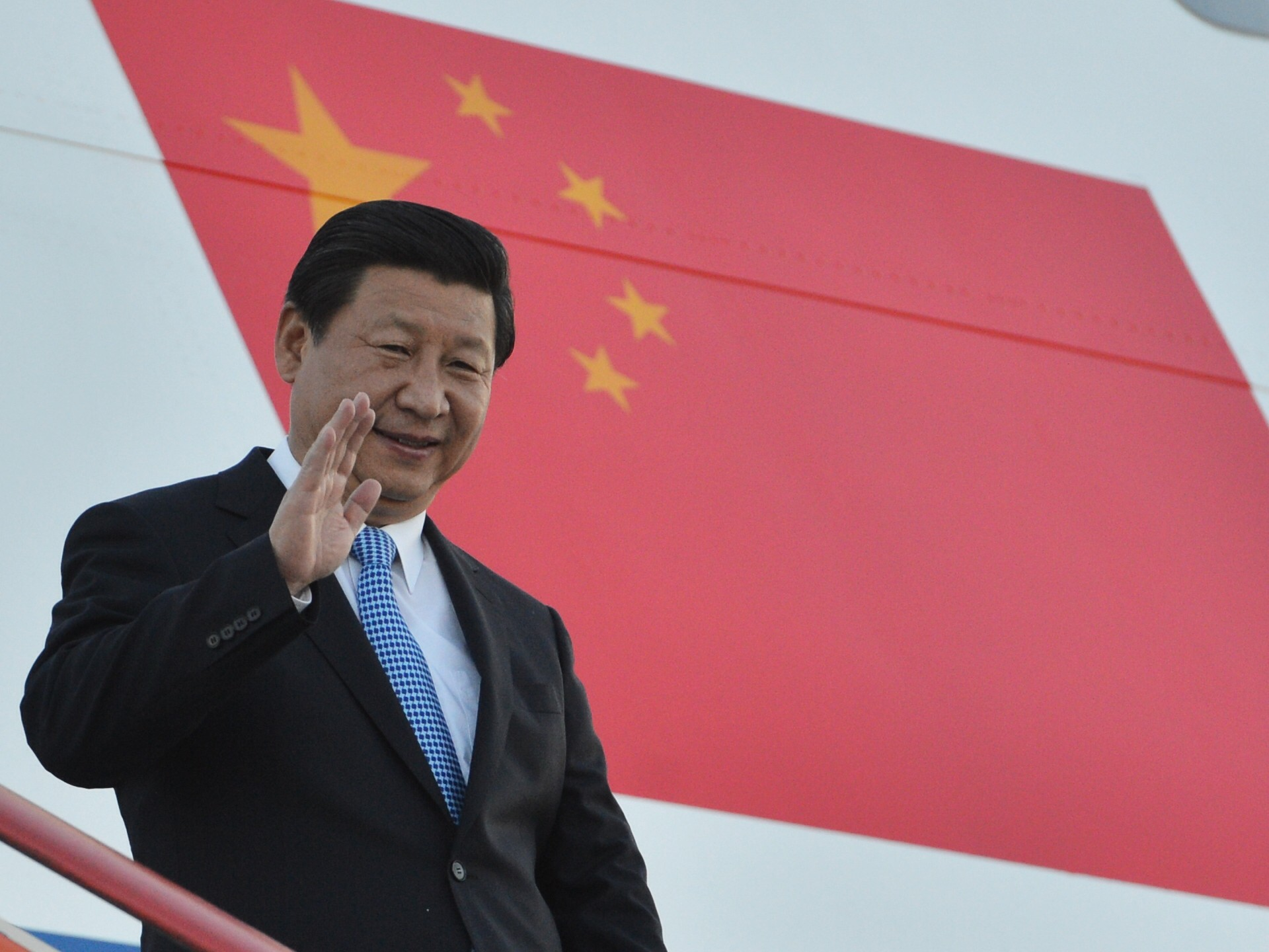 Председатель КНР сейчас